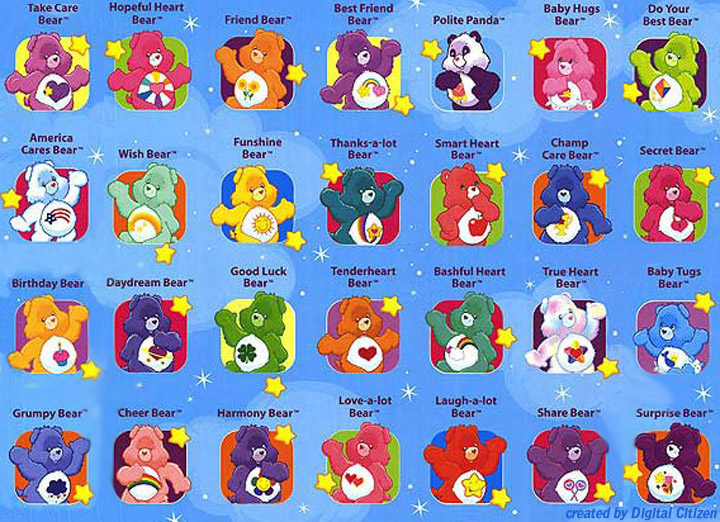 Care Bears | Mad Cartoon Network Wiki | FANDOM powered by ... - photo#1