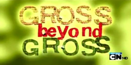 Gross.... And BEYOND Gross Opening title