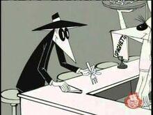 Spy vs Spy (MADtv) - --Spaghetti (MADtv)-Spaghetti--