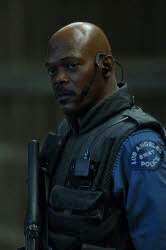 Swat sergeant
