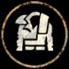 Symbol Schlitzerlederjacke