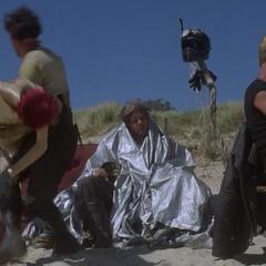 Бандиты на пляже