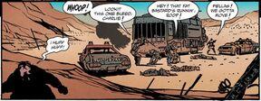 Чарли в комиксе