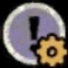Symbol Schatzbegegnung gr