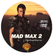 Mad max 2 cd cover
