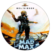 Mad max cd cover