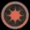 Symbol Minenfeld gr