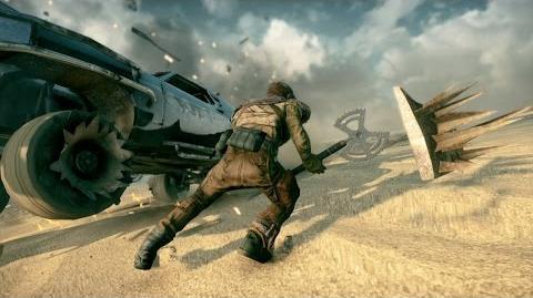 Designing Mad Max's New Gameplay