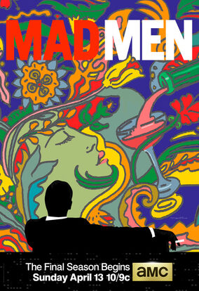 Mad Men Season 7 poster