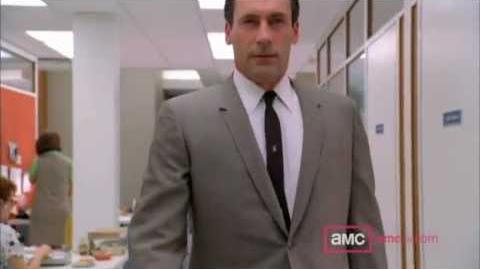 Mad Men - Season 5 - 'Don Is Back' Teaser