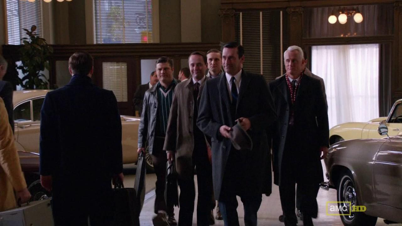 Mad men season 8 start date in Sydney