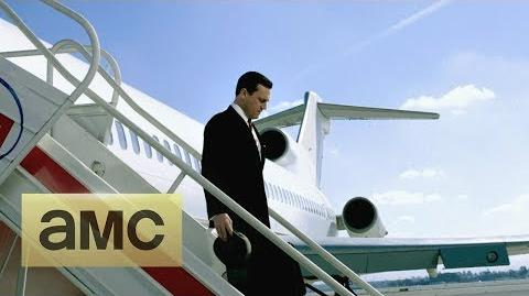 Tease- Mad Men Takes Off, Don- Mad Men- Season 7 Premiere