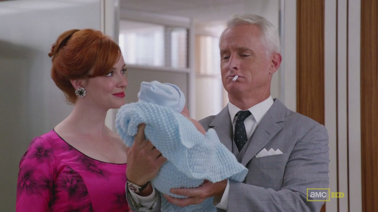 Joan Mad Men Season 5