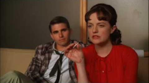 Peggy Olson Knows What She Wants