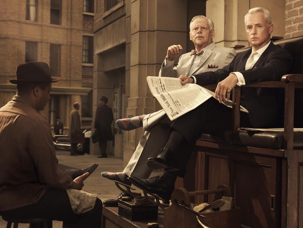 roger sterling office. Bert-Cooper-in-Argyle-Socks-Roger-Sterling.jpg Roger Sterling Office L