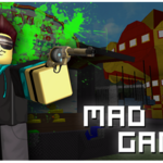 Lp Codes For Mad Games Roblox