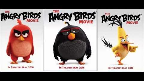 """Michael Jackson - Bad (""""The Angry Birds Movie"""" Trailer Song)"""