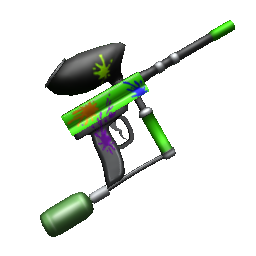 Default paintball gun