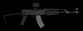 AK74-scope