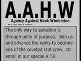 Agencia Contra Hank Wimbleton
