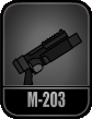 M203 icon