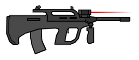 AUG-laser