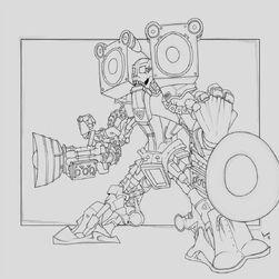 Killbot 3 By Krinkels R909 D54ojc5