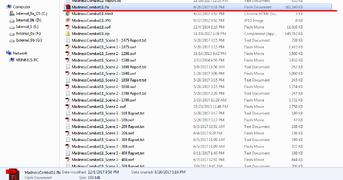 MC11 files