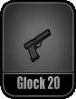 Glock20 icon