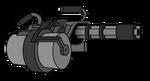 Minigun MC8