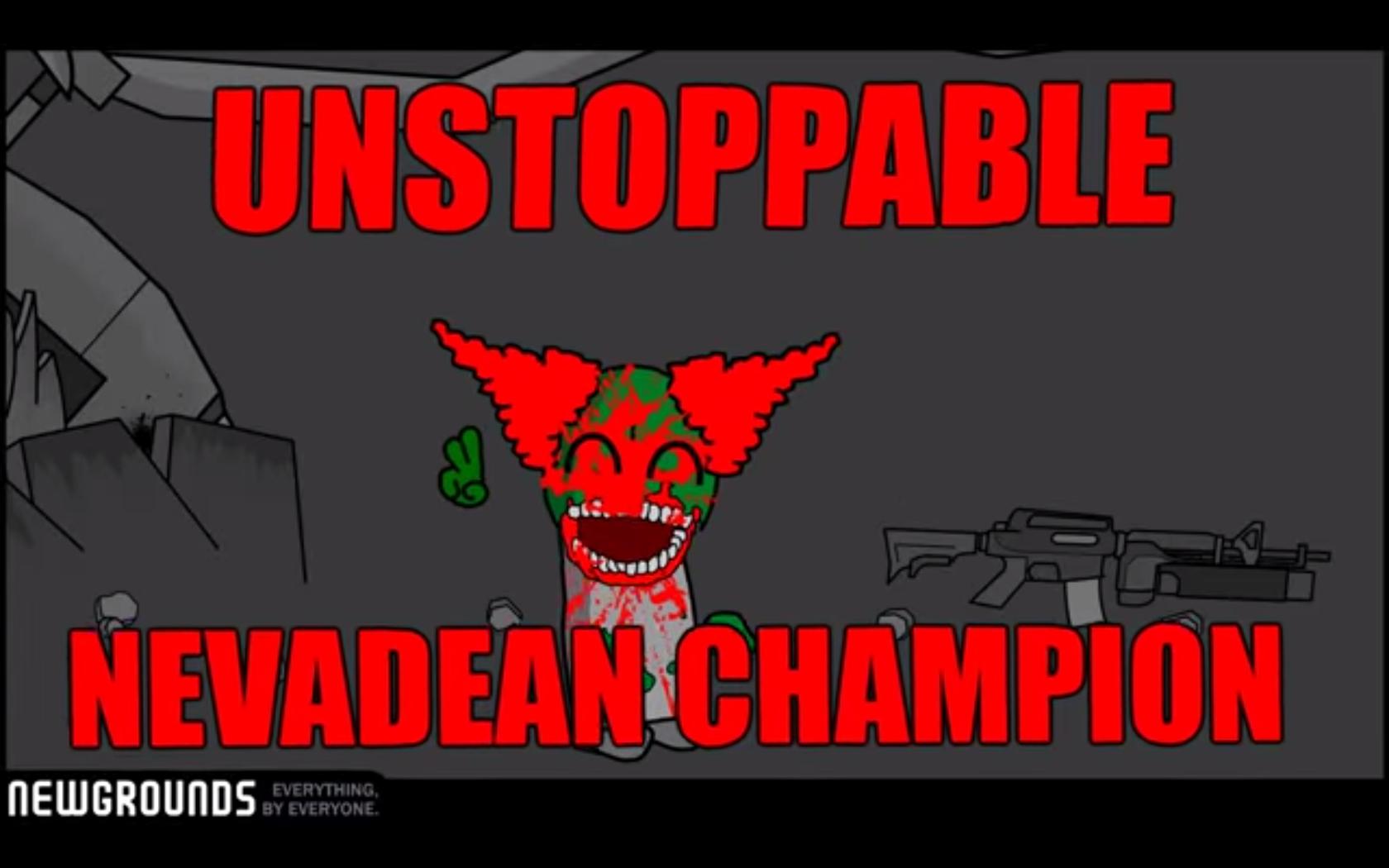 Картинки по запросу unstoppable nevadean champion