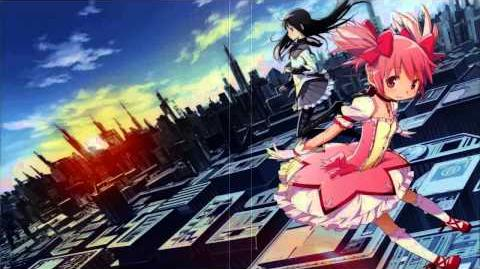 Puella Magi Madoka Magica Drama CD1 Memories of You