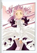 Kaname madoka and ultimate madoka mahou shoujo madoka magica drawn by nakamura naoto d887dd227610943f8b6c46df5505f005