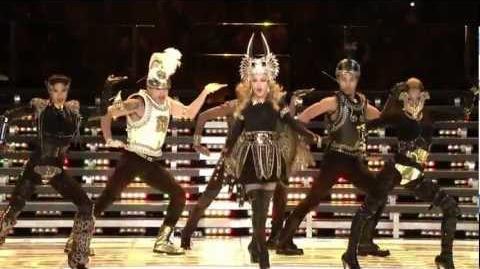 Madonna - Super Bowl Medley 2012 (HD)