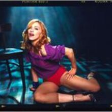 Confessions on a Dance Floor Photoshoot