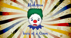 Madonna Tears of a Clown