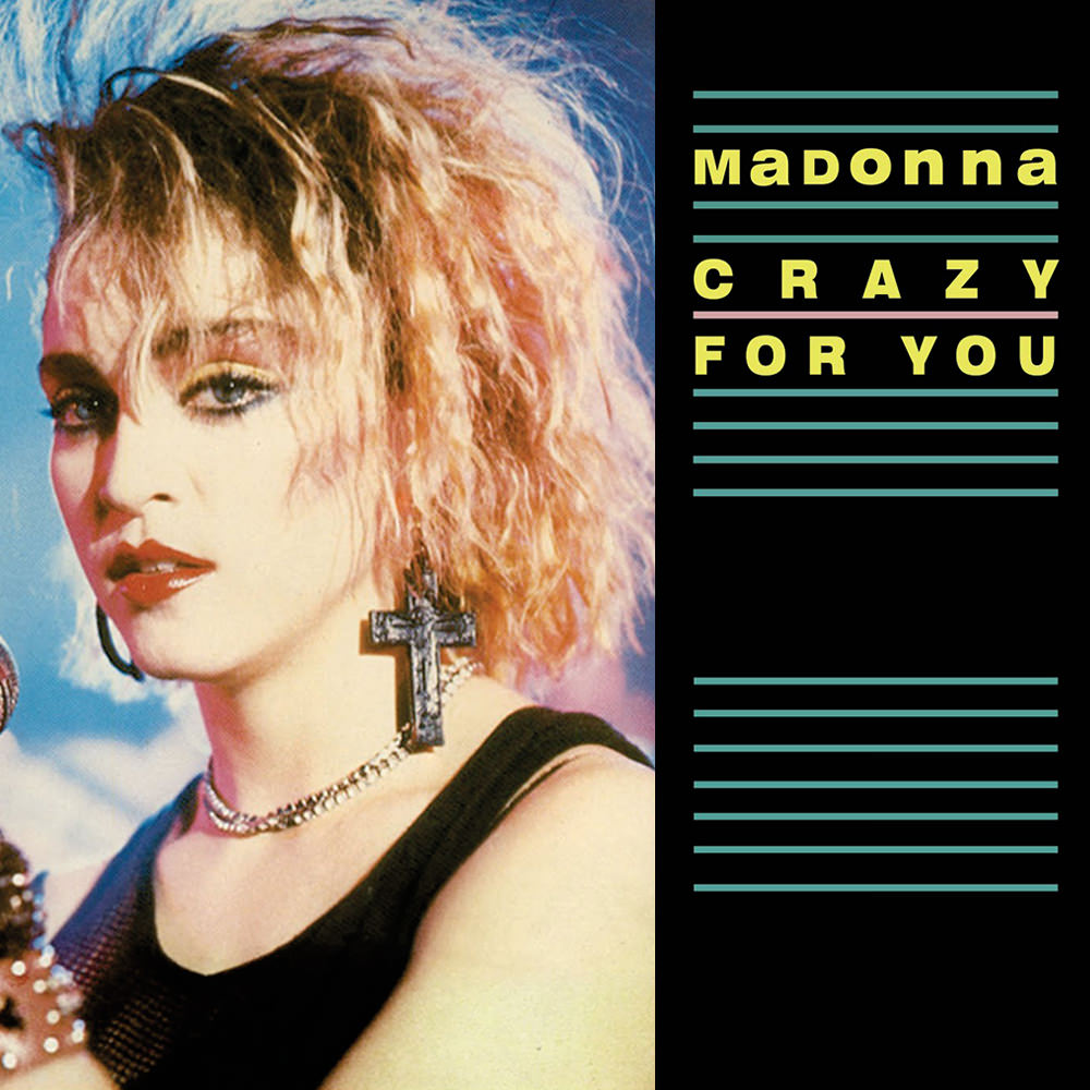 Crazy For You Song Madonnapedia Fandom Powered By Wikia