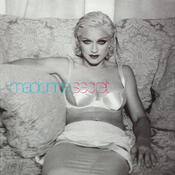 Madonna, Secret single cover