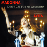 Don't Cry for Me Argentina Madonna