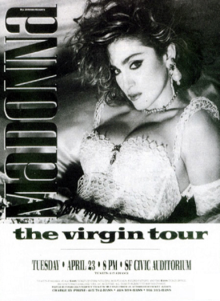 The Virgin Tour Poster