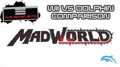 Madworld on the Dolphin Emulator | MadWorld Wiki | FANDOM