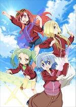 Maesetsu Opening Act promotional image