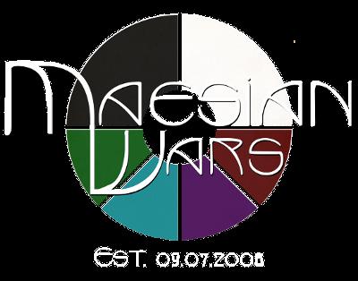 Maesian Wars Logo
