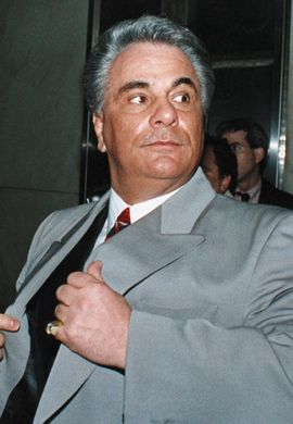 Notorious Mobsters: John Gotti