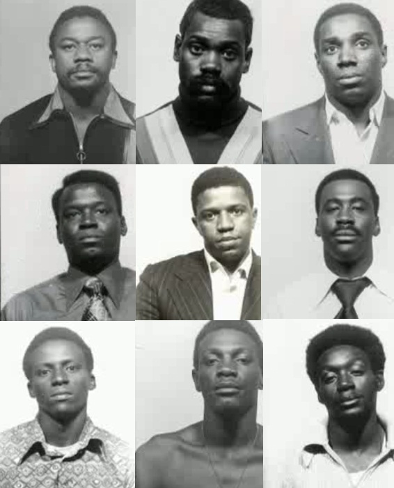 Black mobsters names