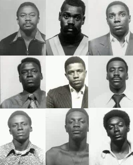 Black mobsters names