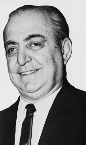 Russell Bufalino | Mafia Wiki ...