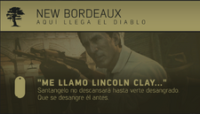 Me llamo Lincoln Clay