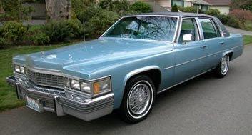 Cadillac Fleetwood Deville Seville Eldorado Emblem Nameplate Badge Gold Trunk
