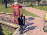 Новые телефонные будки